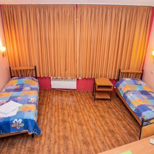стая в хотел централ